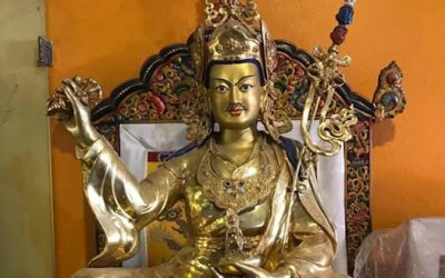 Estatua de Mahaguru