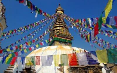 ¡Desde Nepal…una carta muy cariñosa de agradecimiento!