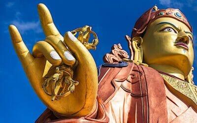 Hoy 3 de Mayo es el día de Padmasambhava