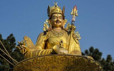 Hoy 4 de Marzo es el día de Guru Rinpoche