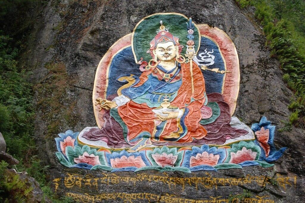 Hoy 1 de Junio es el día de Guru Rinpoche