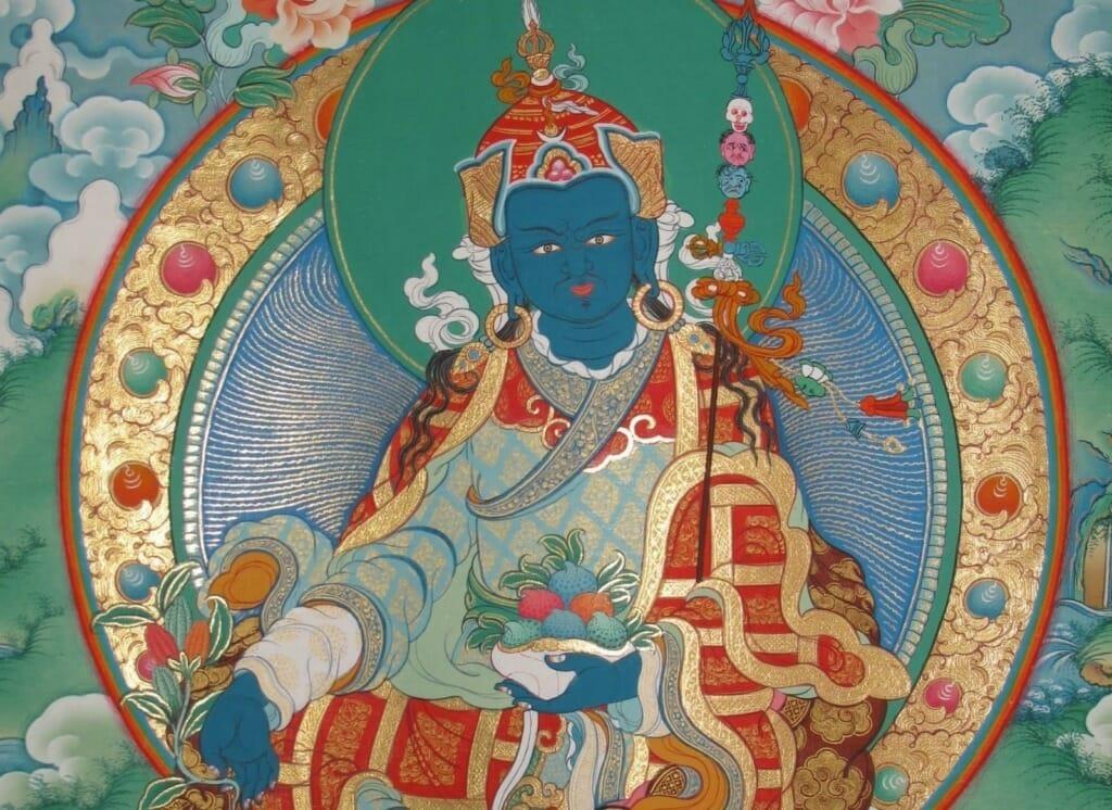 Hoy 3 de Abril es el día de Guru Rinpoche