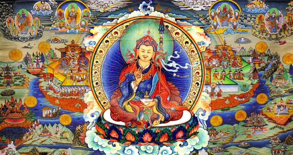 Este martes 30 de Junio es el día de Guru Rinpoche