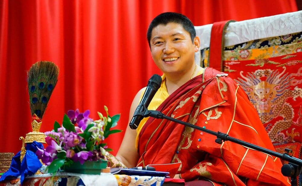 Enseñanzas «Dharma Stream» de Phakchok Rinpoche organizadas por la Asociación Bodhicitta Escola de l'Ésser