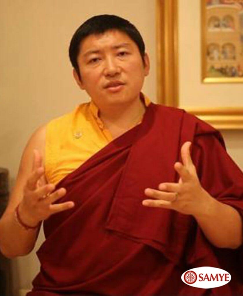 ¿QUÉ PODEMOS HACER SI REALMENTE EMPEZAMOS A ASUSTARNOS? PARTE 2. CREAR ESPACIOKyabgön Phakchok Rinpoche