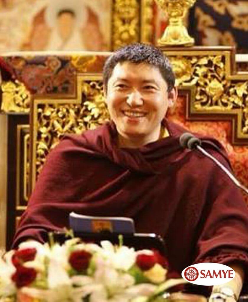 REFLEXIONA SIN JUICIO NI EXPECTATIVAS Kyabgön Phakchok Rinpoche