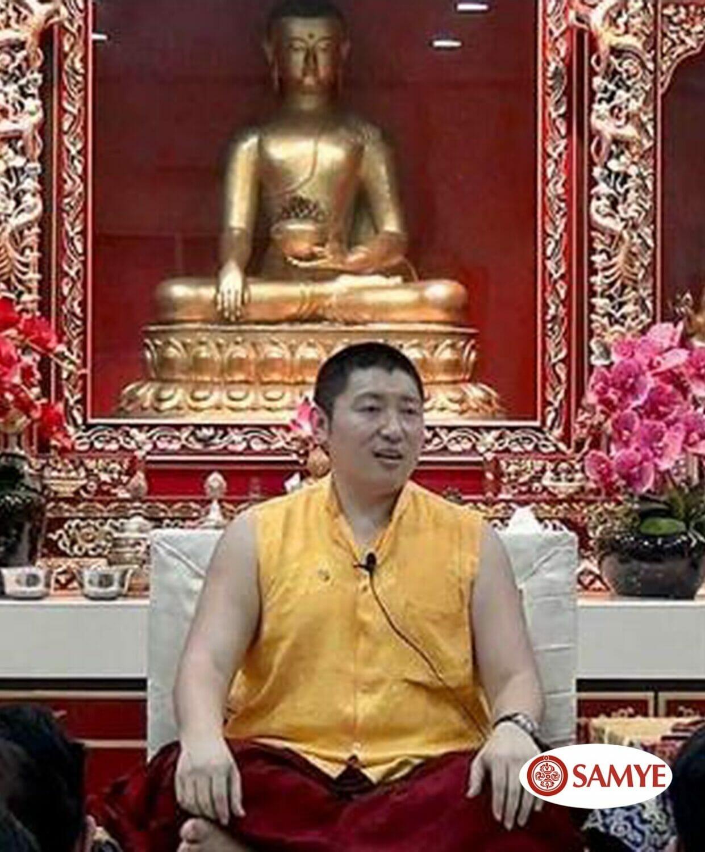 EL MANEJO DE LOS HÁBITOS Kyabgön Phakchok Rinpoche