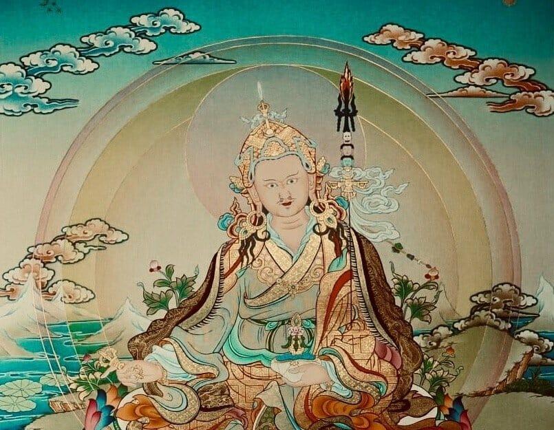 Este 29 de Julio del 2020,  es el día de Guru Rinpoche
