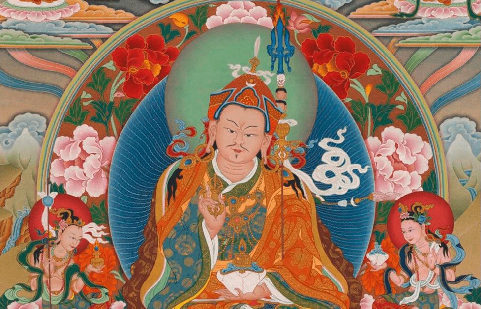 Aquest 28 d'Agost és el dia de Guru Rinpoche