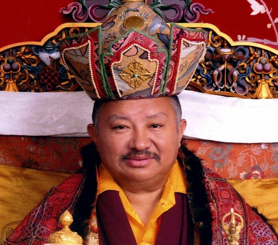 Paranirvana de Tsikey Chokling Rinpoche