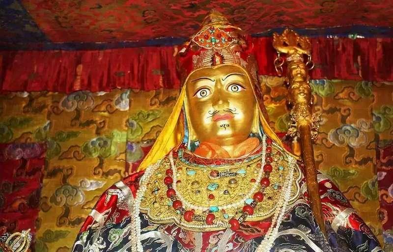 Este 26 de Septiembre es el día de Guru Rinpoche