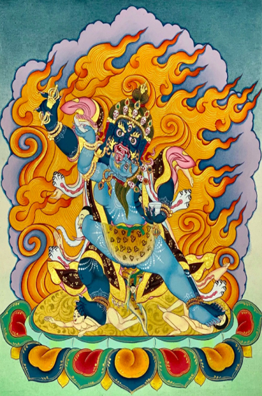 Guru Dorje Draktsal