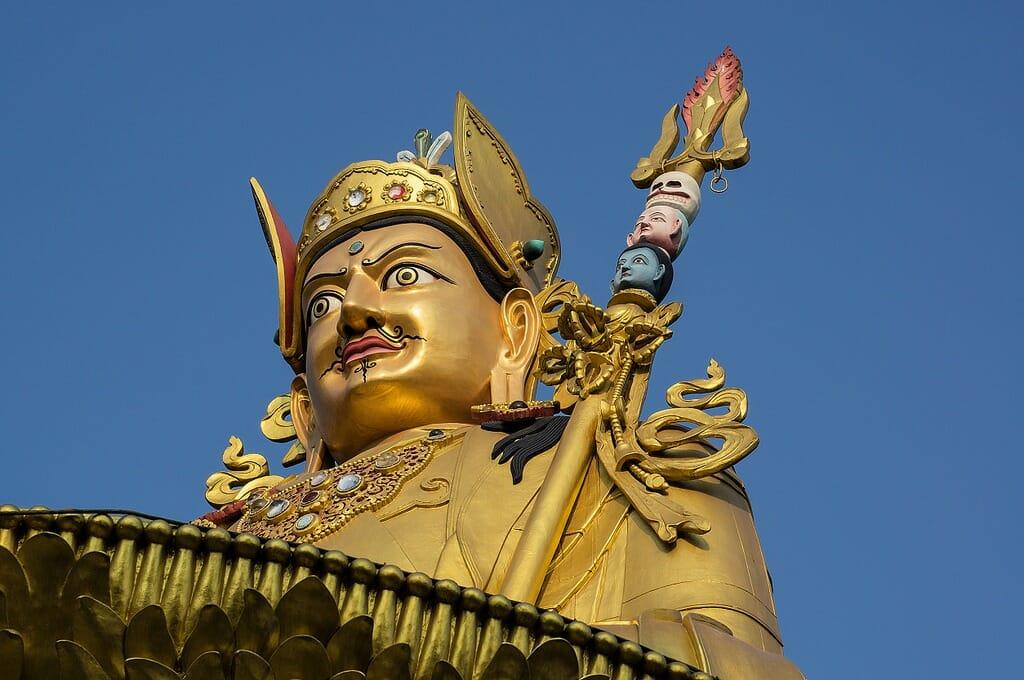 Este 26 de Octubre es el día de Guru Rinpoche