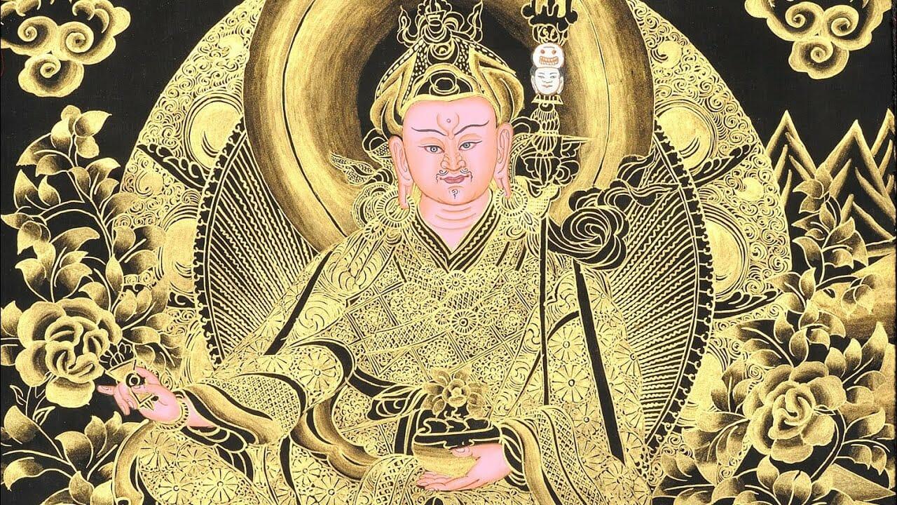 Este 24 de Noviembre es el día de Guru Rinpoche