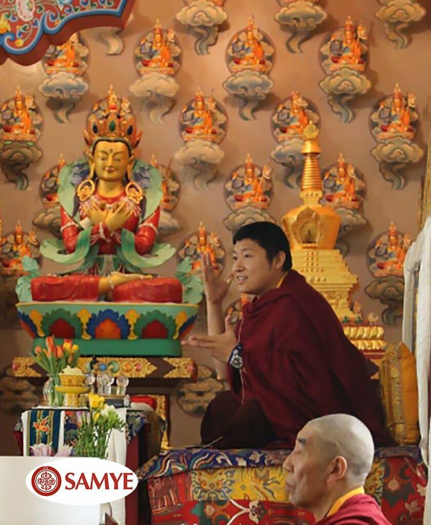 ASPIRACIÓN Y ACCIÓN DE LA BODHICITTAPhakchok Rinpoche