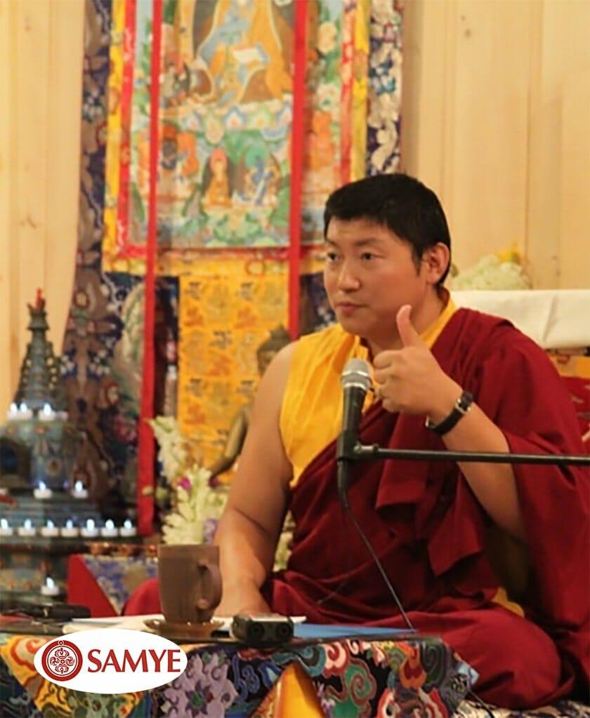 LA MOTIVACIÓN DE LOS CINCO DEDOSPhakchok Rinpoche