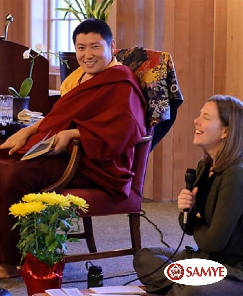 CONVERTIRSE EN UN PRACTICANTE AUTÉNTICOPhakchok Rinpoche