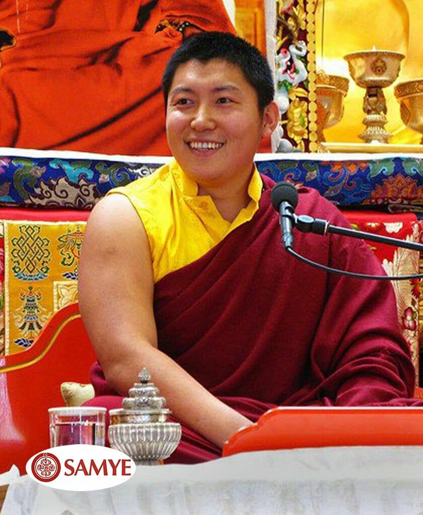 ¡SÉ SINCERO!Phakchok Rinpoche