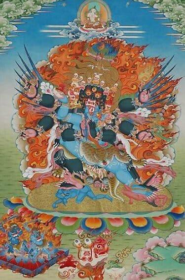 Sangtik Phurba –  L'essència vital secreta de Vajrakīlaya