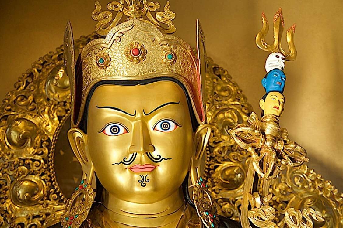 Aquest 24 de Desembre és el dia de Guru Rinpoche
