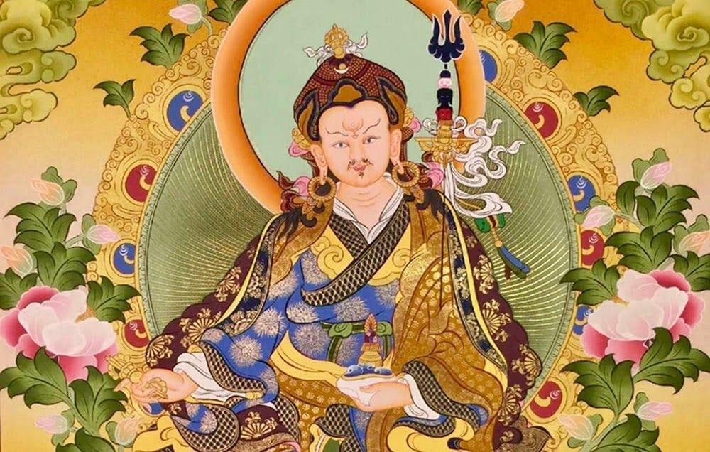 Demà 23 de gener és el dia de Guru Rinpoche