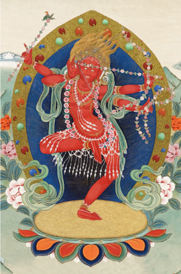 Kurukulle – La Dakini del Lotus