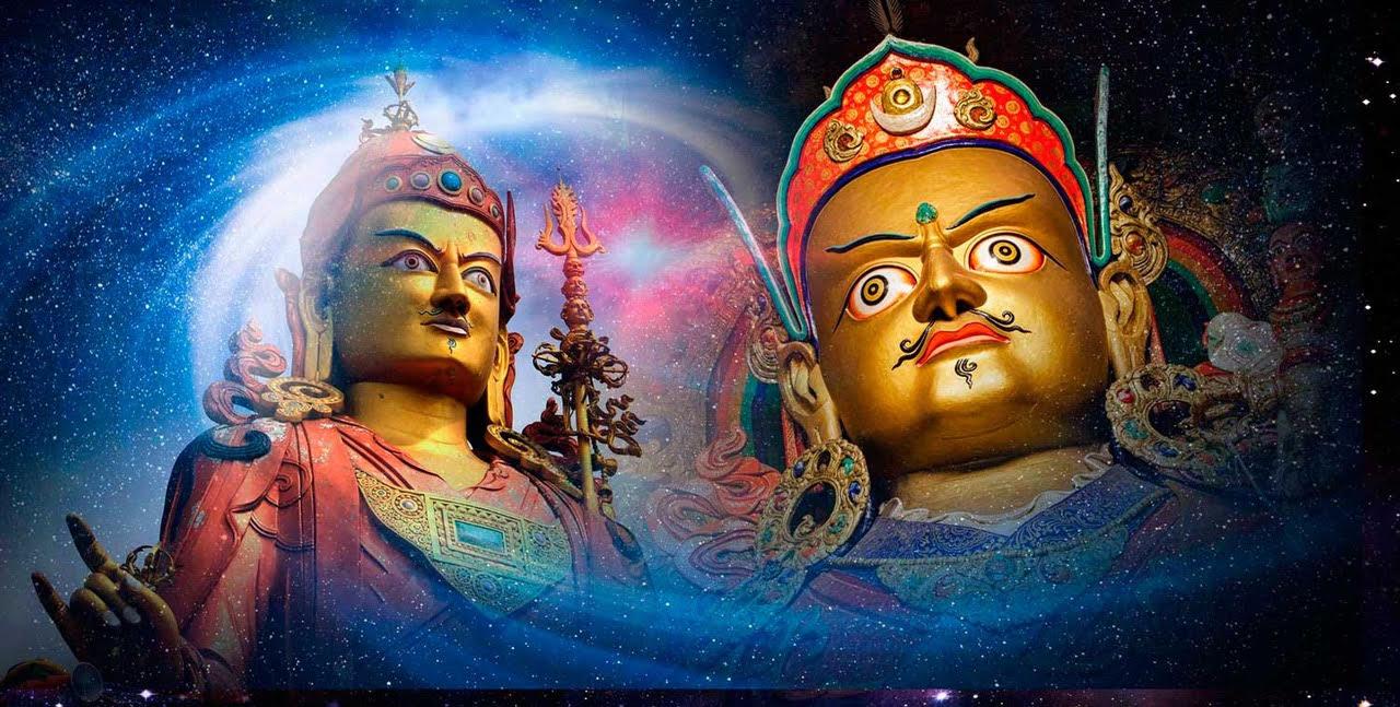 El dimarts 23 de març és el dia de Guru Rinpoche