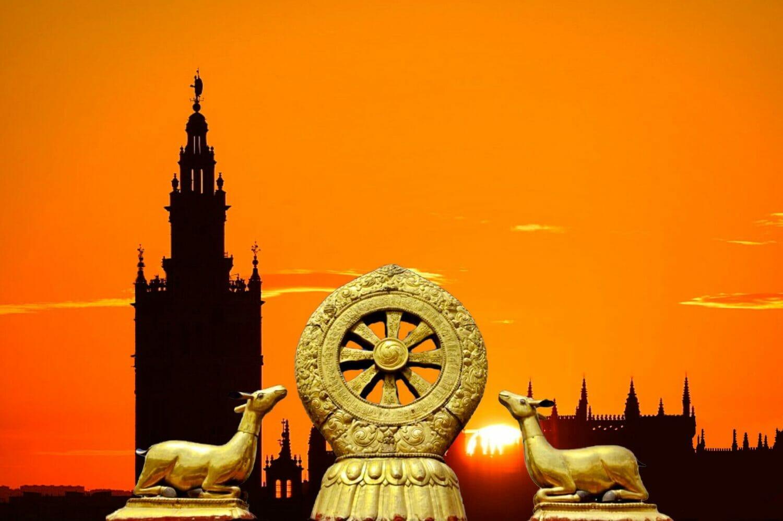 El Dharma cristal·litza a Sevilla amb els ensenyaments  online de Phakchok Rinpoche