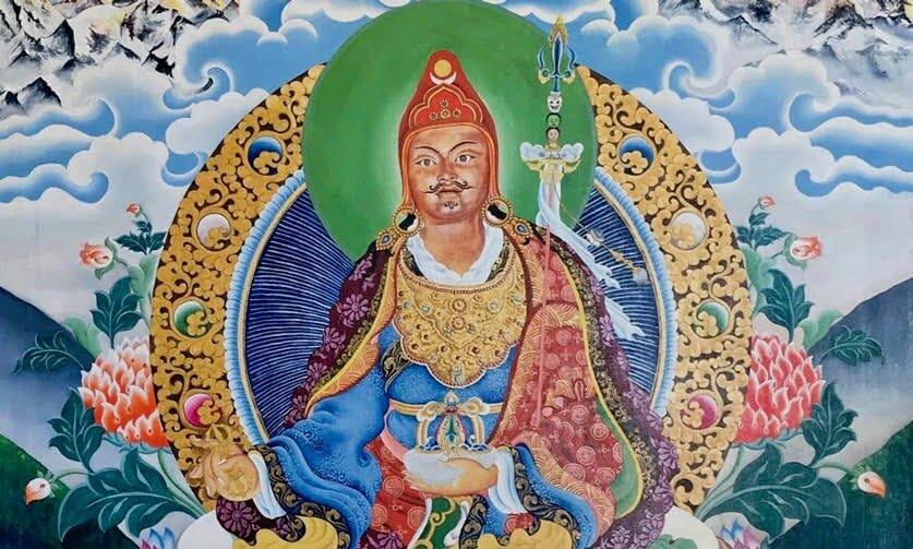 Aquest dijous 22 d'Abril és el dia de Guru Rinpoche