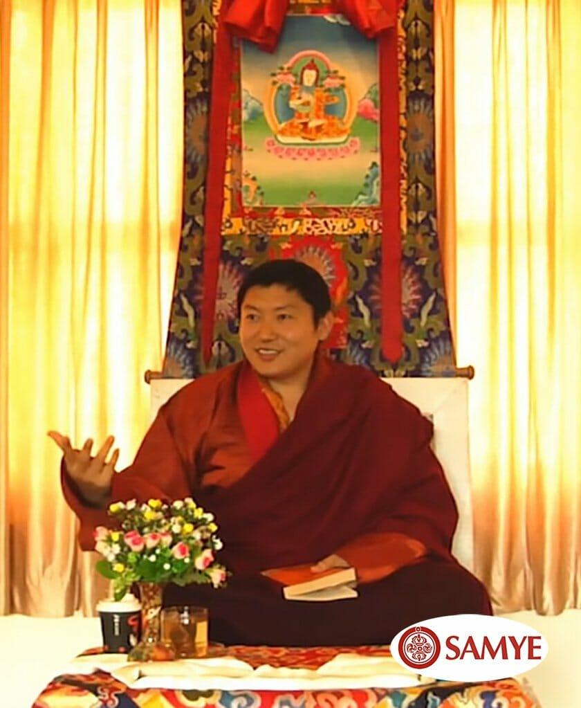APRENDRE EL QUE EL BUDA VA ENSENYAR: UN RECORDATORI D'UN MINUT Phakchok Rinpotxé