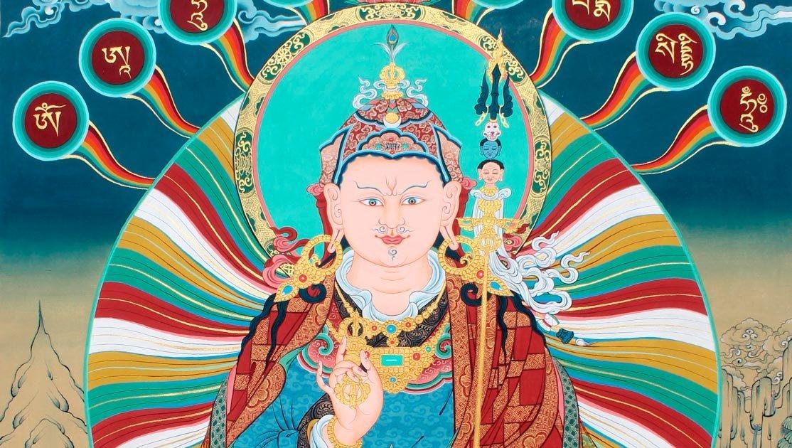 El dilluns 19 de Juliol, és el dia de Guru Rinpoche