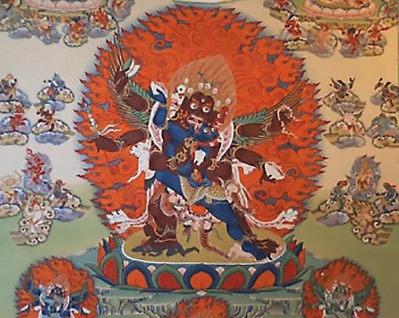 El 24 de julio, Phakchok Rinpoche enseñará sobre los bardos