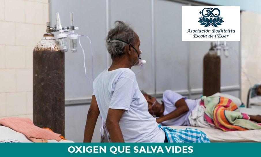 Oxigen que salva vides