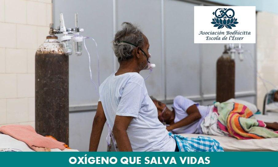 Oxígeno que salva vidas