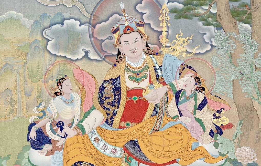 El dimarts 17 d'Agost és el dia de Guru Rinpoche
