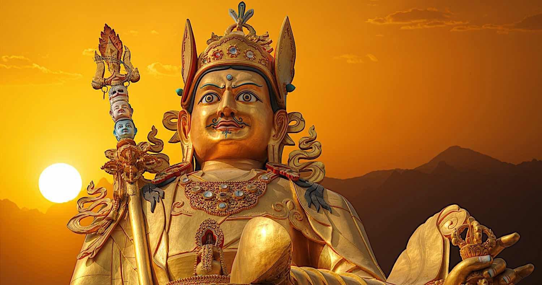 El divendres 15 d'octubre és el dia de Guru Rinpoche